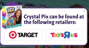 Carolyn's Talent Featured on Toy Product