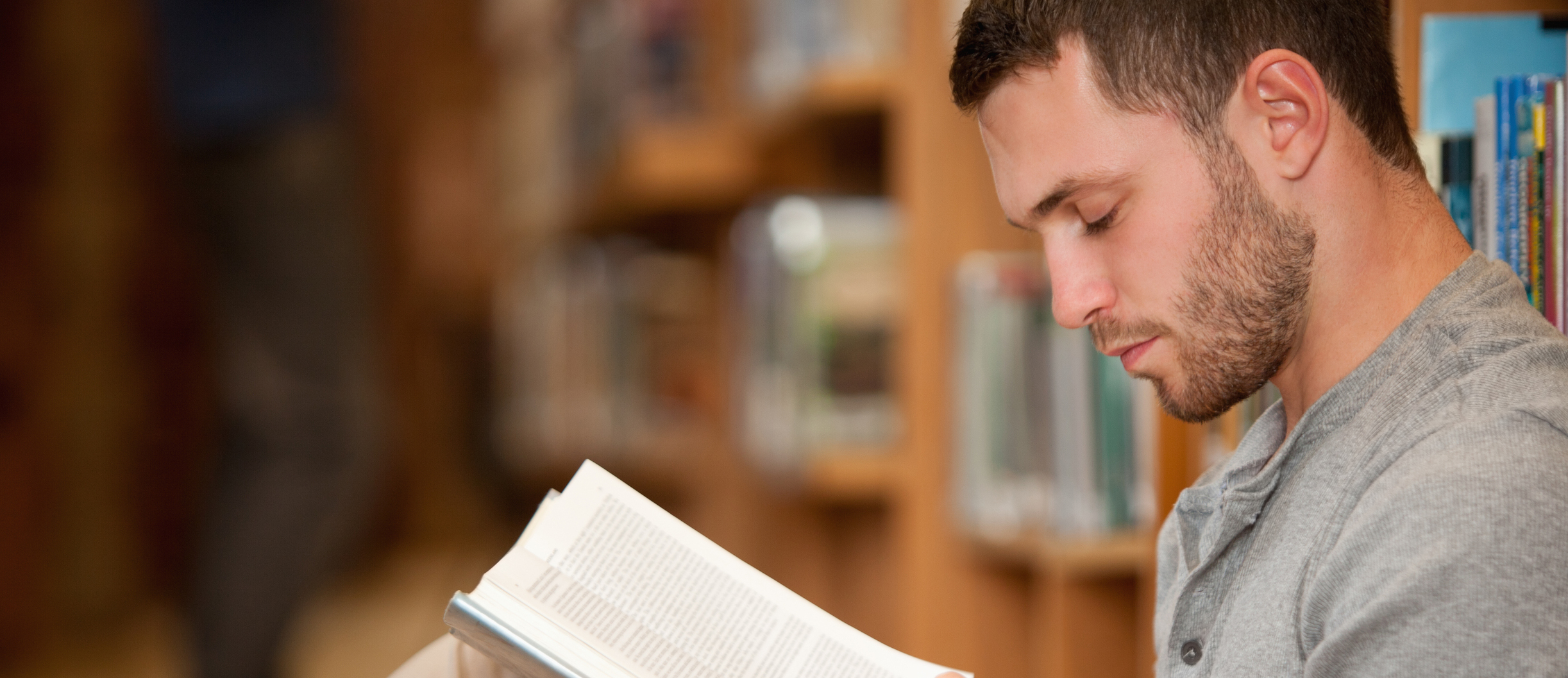 Readin Book